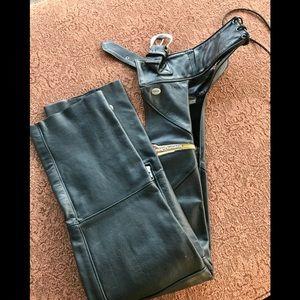 Leather Harley- Davidson Chaps